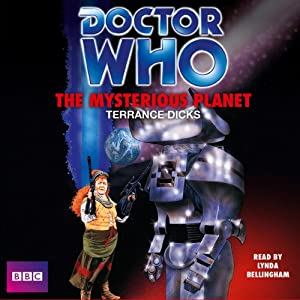 Doctor Who: The Mysterious Planet (Classic Novel) Audiobook