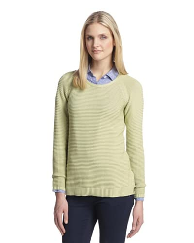 Cotton Addiction Women's Mesh Back Sweater