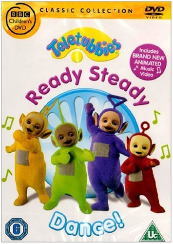 Teletubbies - Ready Steady Dance! [DVD]