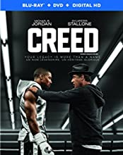 Creed [Blu-ray + DVD + Digital Copy]