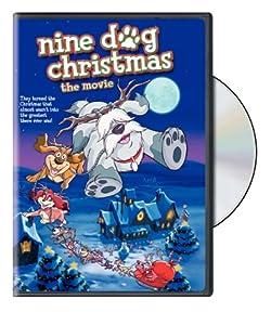 Nine Dog Christmas by Warner Home Video