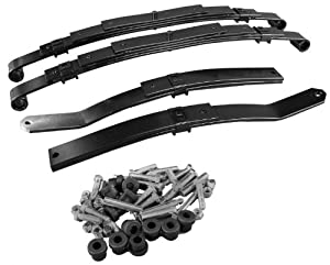 E-Z-GO 74851G01 Heavy Duty Leaf Spring Kit for Golf Cart by E-Z-GO