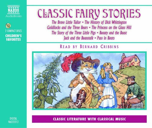 Classic Fairy Stories 2D Traditional Tales (Classic Literature With Classical Music. Junior Classics)