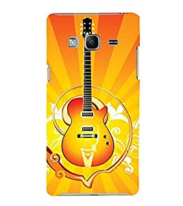 Ebby Premium Printed Mobile Back Case Cover With Full protection For SAMSUNG Z3 Tizen (Designer Case)