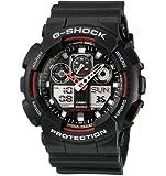 "Casio Mens GA100-1A4 ""G-Shock"" Sport Watch"