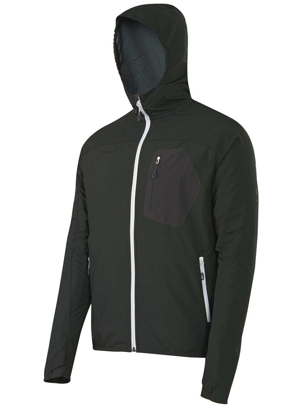 Mammut Herren Softshelljacke Ultimate Light Hoody
