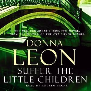 Suffer the Little Children Audiobook