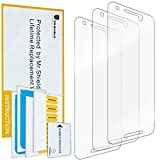 Mr Shield For Huawei (Google) Nexus 6P 2015 Newest Premium Clear Screen Protector [3-PACK] with Lifetime Replacement Warranty