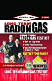 Pro-Lab RL116 Long-Term Radon Gas Test Kit