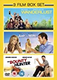 Just Go with It (2011) / Wanderlust (2012) / The Bounty Hunter (2010) - Triple Pack [DVD]
