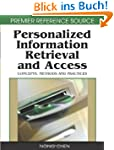 Personalized Information Retrieval an...
