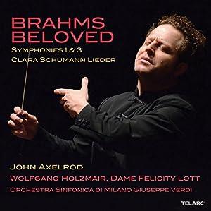 Brahms Beloved II [2 CD]