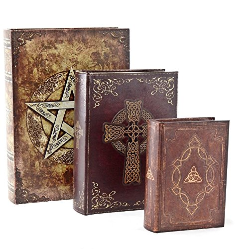 Designer Boxes Ritual U0026 Storage Boxes Book Box, Flux Books Set Of Three 13,