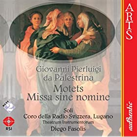 Magnificat Primi Toni (Palestrina)