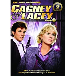 Cagney & Lacey Volume One Part Two