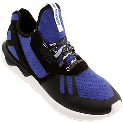 Adidas Tubular Black And Blue