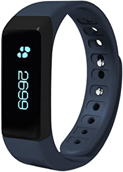 EFOSHM Wireless Activity and Sleep Monitor Smart Fitness Tracker