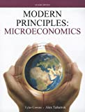 img - for Modern Principles: Microeconomics, 2e California Edition with Econportal book / textbook / text book
