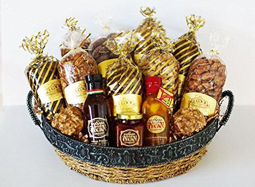 Executive Basket - Gourmet Pecans (Candy Jar Executive compare prices)