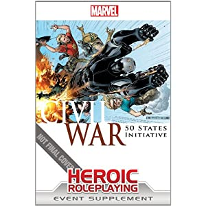 Marvel Heroic Roleplaying - Various