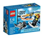 LEGO City Coast Guard 60011: Surfer R...