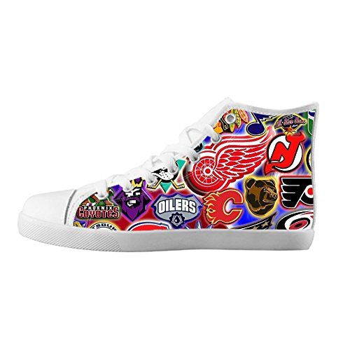 leonbin-nhl-team-detroit-red-wings-kids-canvas-shoes-high-top-unisex-sneakers