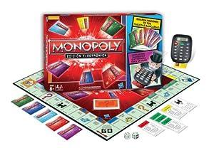 Juegos en familia Hasbro - Monopoly Electronic Banking 37712105