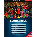 South Africa Travel Atlas, 9th (Globetrotter Travel Atlas)