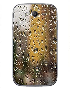 Back Cover for Samsung Galaxy Grand water droplets