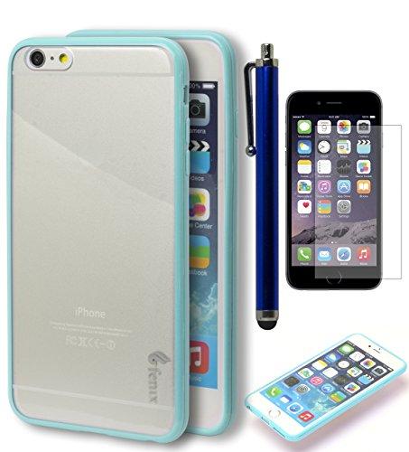 iphone-6-plus-case-fenix-full-body-protection-heavy-duty-case-sky-blue-bumper-flexible-cushion-rubbe