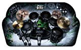 Paper Jamz Instant Rock Star Drum Series 1 Drums Style 5 Hey There Delilah, All Star Helicopter