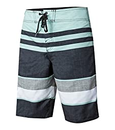 O\'Neill Men\'s Avalon Comfort Boardshort, Mint - 33