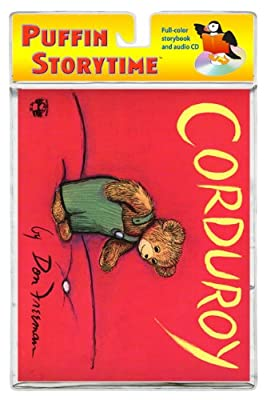 Corduroy (Book & CD)