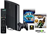 PS3 250GB Amazon Exclusive Family Entertainment Bundle