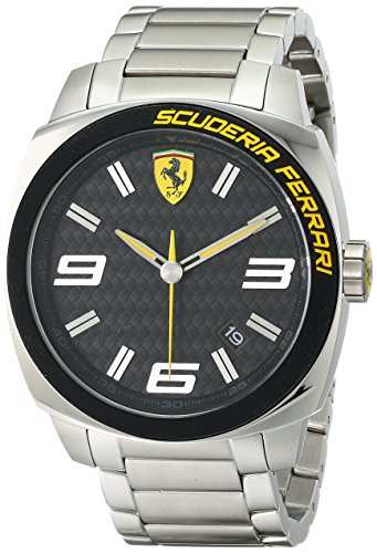 Ferrari De los hombres Analógico Dress Cuarzo Reloj 0830168