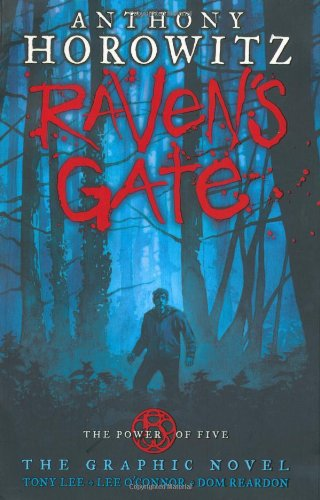 Raven's Gate Graphic Novel (Power of Five)