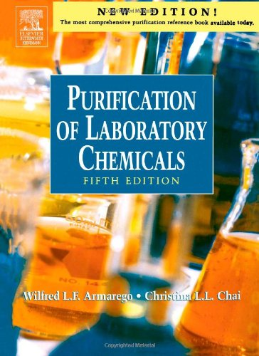 Purification of Laboratory Chemicals, Fifth Edition