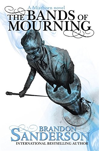The Bands of Mourning: A Mistborn Novel steampunk buy now online