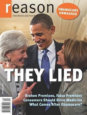 Reason magazine Kindle edition