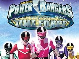 Power Rangers Time Force - Season 1
