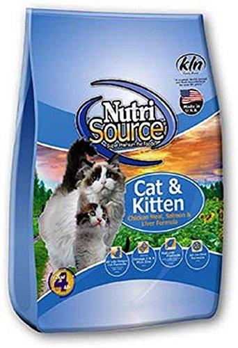 Nutri Source Cat & Kitten - Chicken, Salmon & Liver - 16 lbs (Kitten Appliance compare prices)