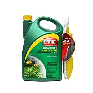 Scotts Ortho Roundup Ortho 0404310 Weed B Gon Weed Killer for Lawns, 1.33-Gallon
