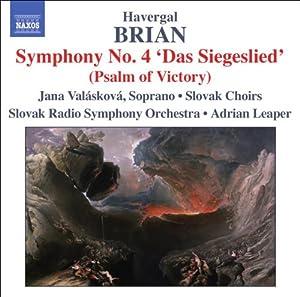 Brian - Symphonies Nos 4 and 12