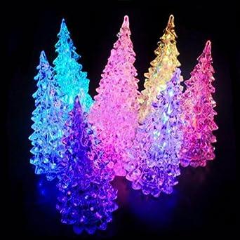 christmas tree xmas led lighting decoration table lamp