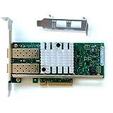 インテル X520-DA2 デュアルポート 10 Gigabit Ethernet Server Adapter E10G42BTDA ランキングお取り寄せ