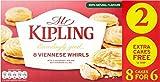 Mr Kipling Viennese Whirls (6)