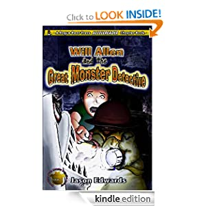 Kindle Daily Deal: Will Allen and the Great Monster Detective (The Chronicles of the Monster Detective Agency), by Jason Edwards, Jeffrey Friedman. Publisher: Rogue Bear Press; 1 edition (June 23, 2011)