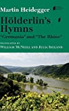 "Hölderlin's Hymns ""Germania"" and ""The Rhine"" (Studies in Continental Thought)"