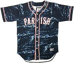 Parish Nation Heritage Baseball Navy Jersey