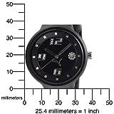 PUMA Women's PU910672001 Slick 3-Hand-Date Black Watch